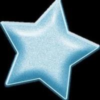 النجم الأزرق☄